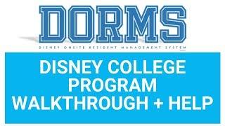vista way apartments disney college program
