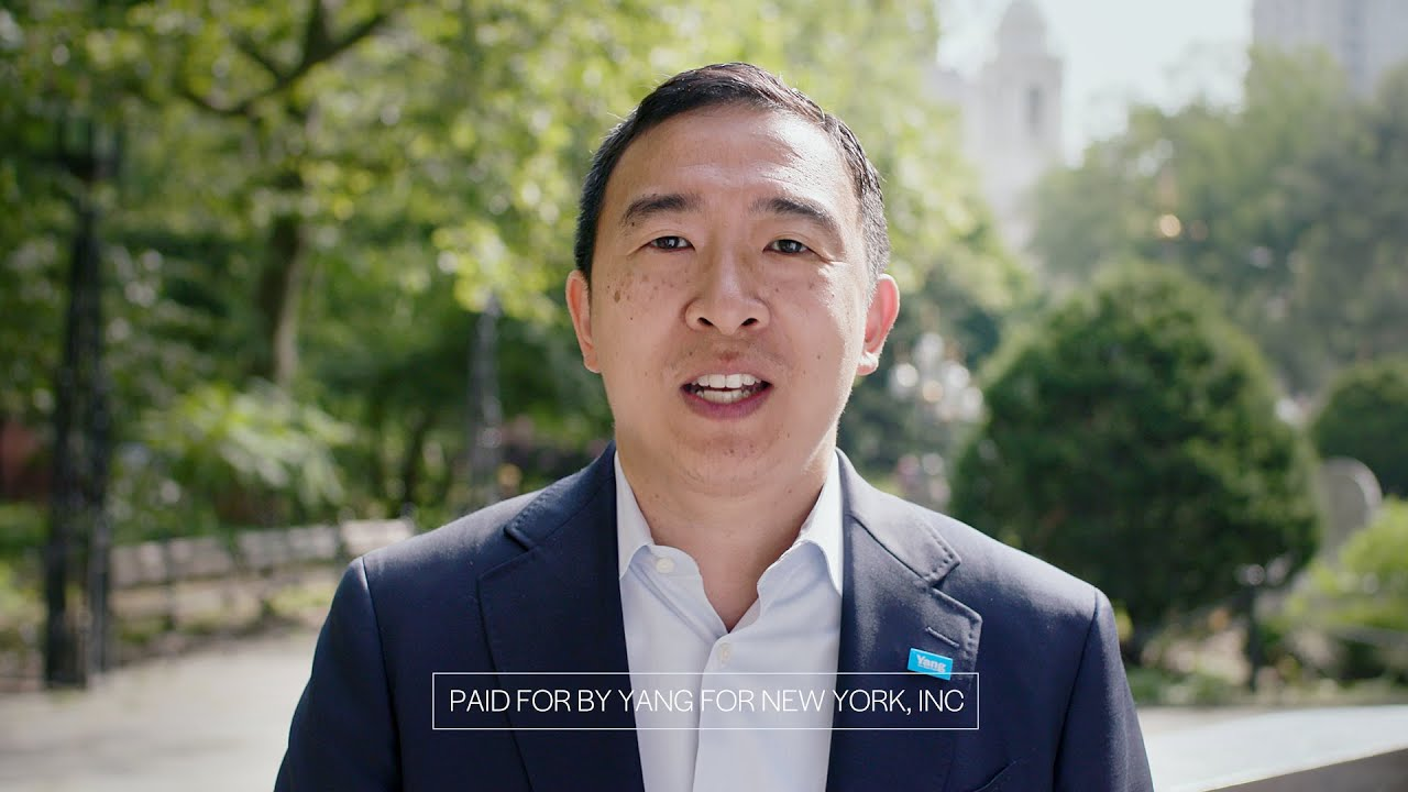 The Promise of New York | Andrew Yang