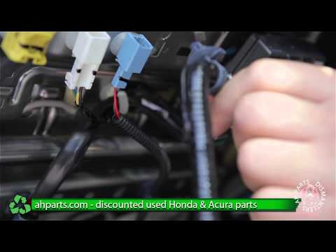How to install / change a seat for most Honda cars / 2013 Honda Accord REPLACEMENT REPLACE DIY