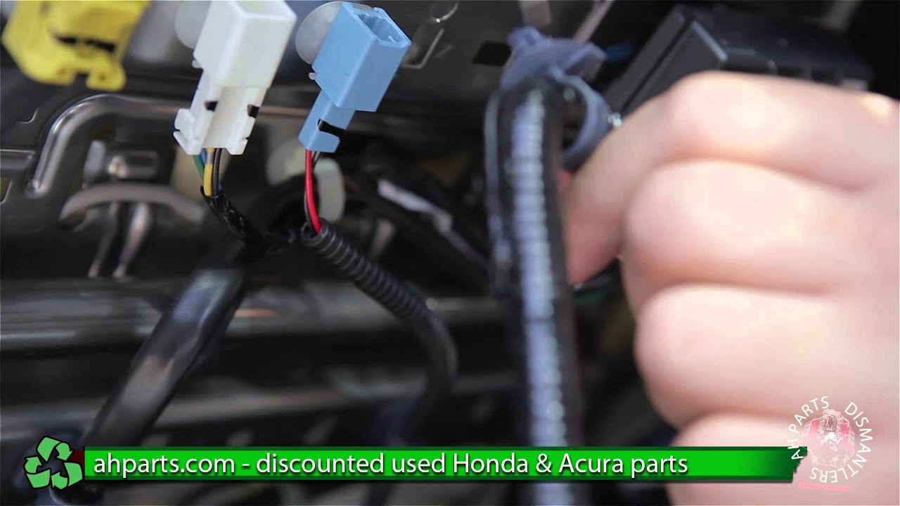 How To Install Change A Seat For Most Honda Cars 2013 Accord Wiring Diagram Replacement Replace Diy