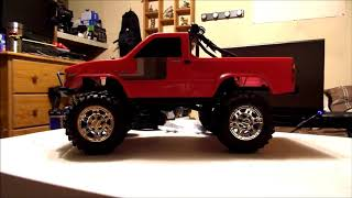 Thunder Tiger Toyota Hilux 4x4 Gets Upgrades The Unboxing