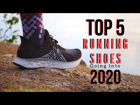 Best Running Shoes | Early 2020
