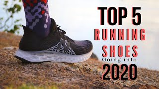 Top 5 Running Shoes Going Into…