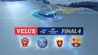 EHF Final 4 2017 - Opening