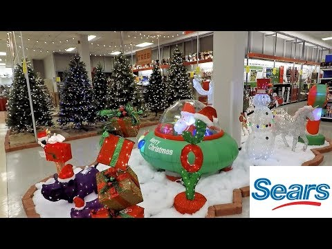 sears christmas 2018 christmas trees inflatables ornaments decorations home decor shopping full download - Sears Christmas Decorations