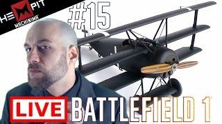 Battlefield 1 60fps PS4 - Live #15 (Domingo 2k)