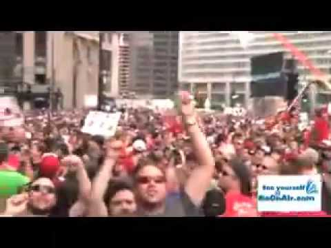 2014 - 2015 Chicago Blackhawks Stanley Cup Promo