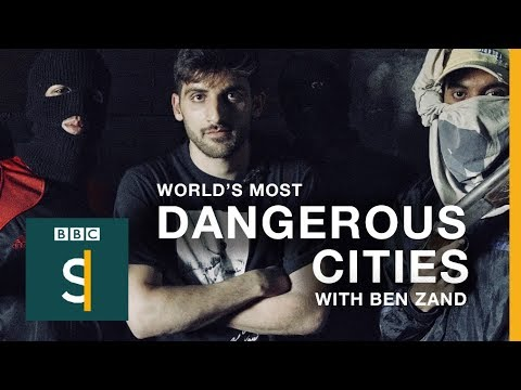World's Most Dangerous Cities: Caracas - BBC Stories
