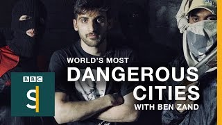 World\'s Most Dangerous Cities: Caracas - BBC Stories