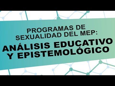 Análisis del Programa de Sexualidad (MEP) (Enfoque Epistemológico-Educativo)