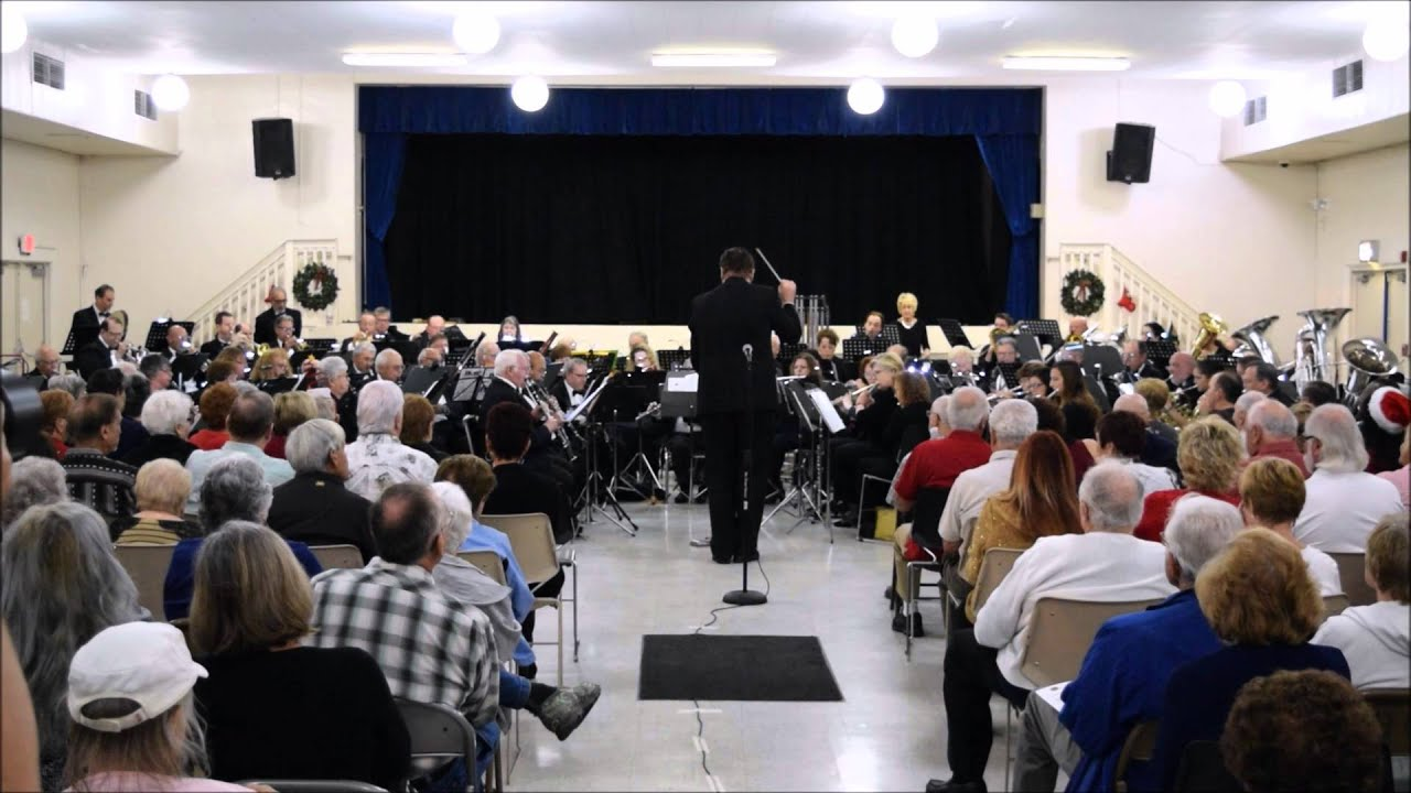 Download Jingle Bells Forever Concert March - The Gold Coat Band 12.12.2015