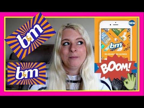 find bargains in B&M using this app! | yo sammy