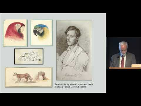 The Remarkable Nature of Edward Lear on YouTube