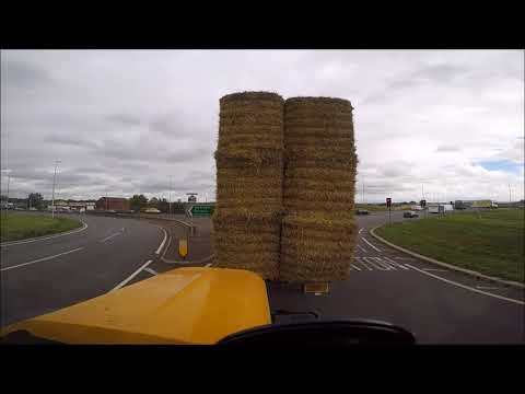 The last 2 loads of straw 12/10/2017