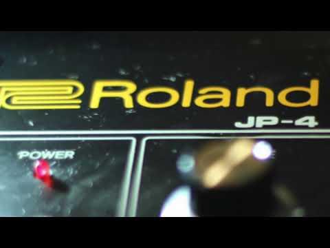 One Synth Challenge - Roland Jupiter 4