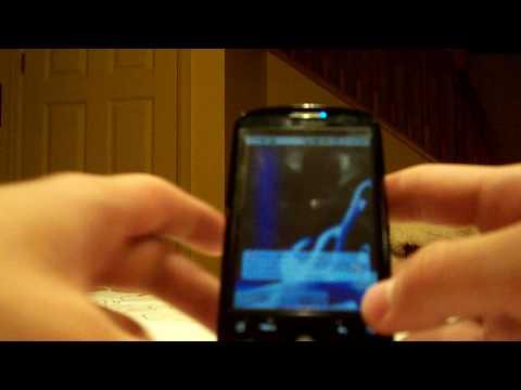 My Touch 3g (HTC Magic) Tmobile