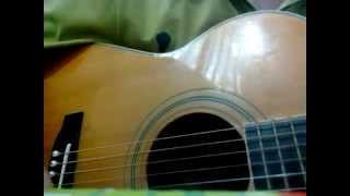Thi xong hoc lai (yeu lai tu dau) guitar cover