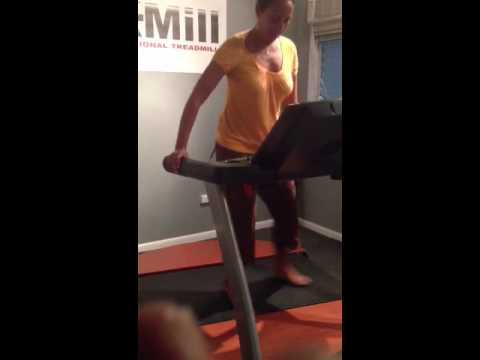 K -Milll Omnidirectional treadmill