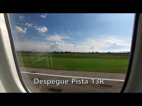 TRIP REPORT | AVIANCA| Boeing 787 | Bogotá (SKBO) - Madrid (LEMD) | Business Class | ✈