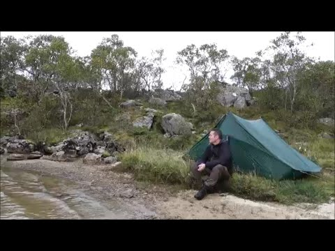 3834 & Hilleberg Rajd Tent Review - YouTube
