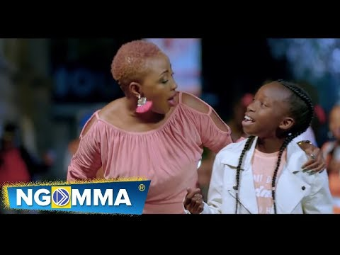 AMANI G ft VIVIAN - IN LOVE OFFICIAL VIDEO (SKIZA 8566971)