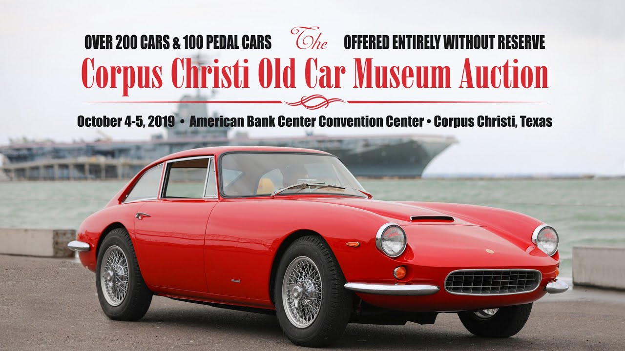 Worldwide Auctioneers | The Corpus Christi Old Car Museum Auction