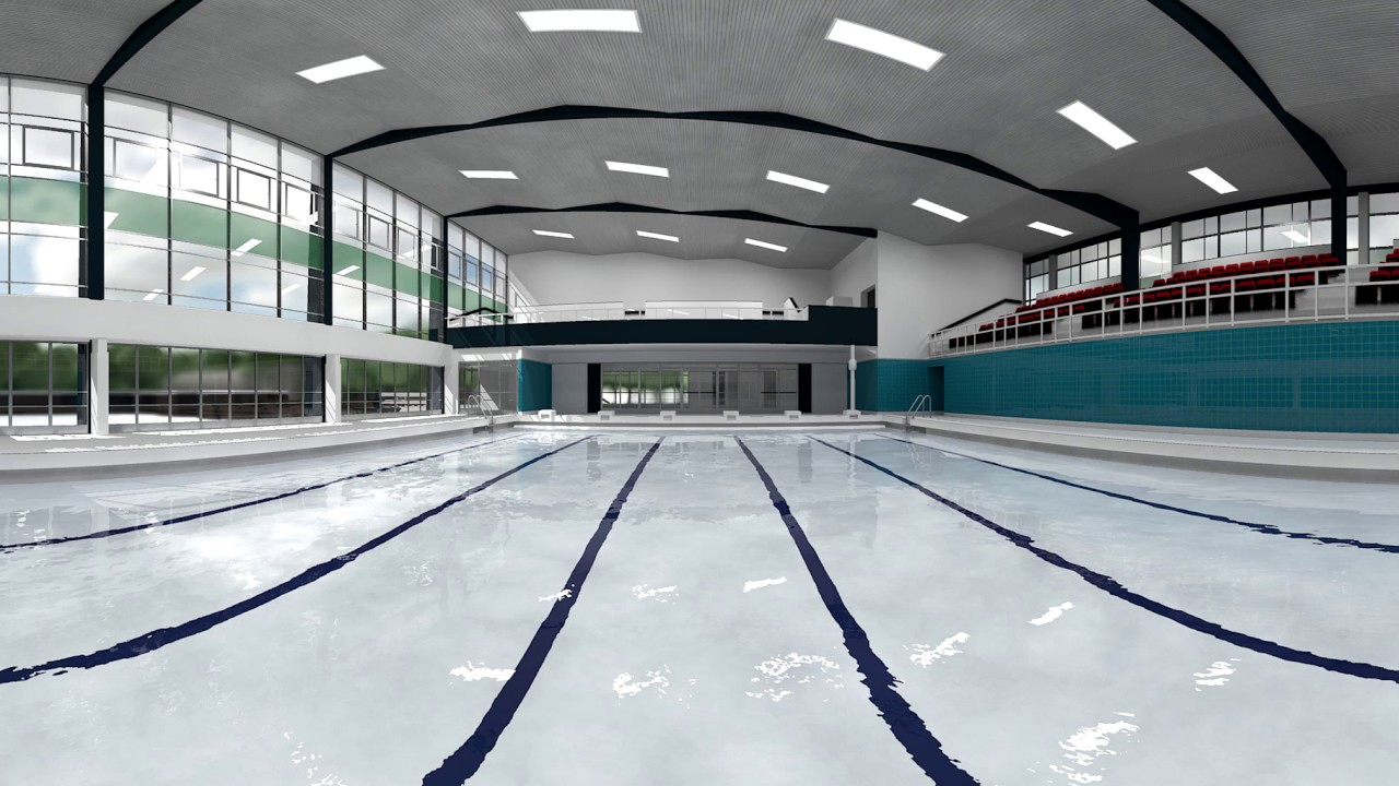 1965 Chelmsford Swimming Baths 360 Cgi Youtube