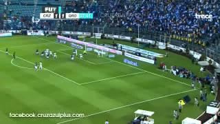 CRUZ AZUL VS QUERETARO 2-1 Apertura 2014 Jornada 6