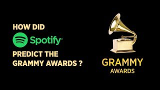 How Does Spotify Predict Grammy Winners   Big Data Use Cases   Music Data Analysis Using Big Data