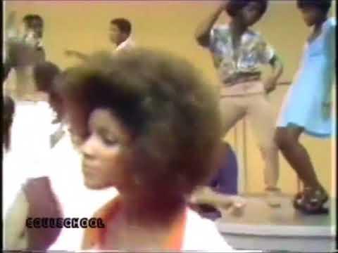Disco dance segment from Soul Train: Wall Street Shuffle  10cc