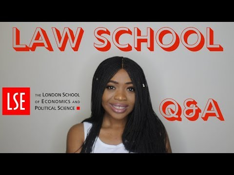 LAW SCHOOL Q&A | How to Get in, Grades, Modules, Solicitor vs Barrister, Study Tips, Stereotypes.