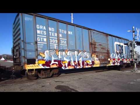 Grand Trunk Western 50
