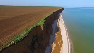 Disappearing beauty of the last seaside steppes in Ukraine