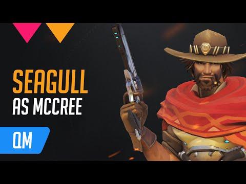 0059: Luminosity Seagull as McCree on Nepal Control high mmr gameplay