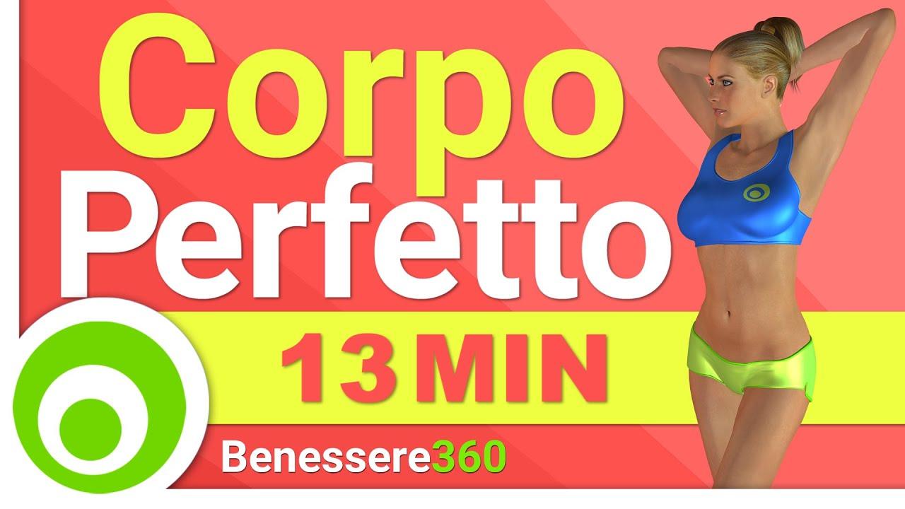 Download Esercizi per un Corpo Perfetto ♥ Workout Total Body per Tonificare e Bruciare Grasso