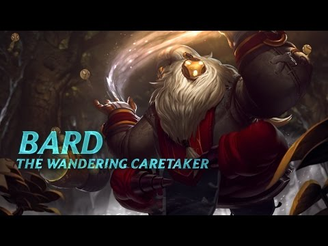 Bard: Champion Spotlight | Gameplay - League of Legends