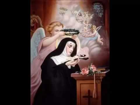 St Rita, Patron of the Impossible (Feast Day 22-May)