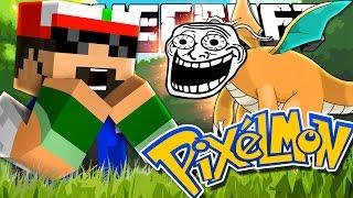 Minecraft | Pixelmon | DRAGONITE TROLLING!! [27]