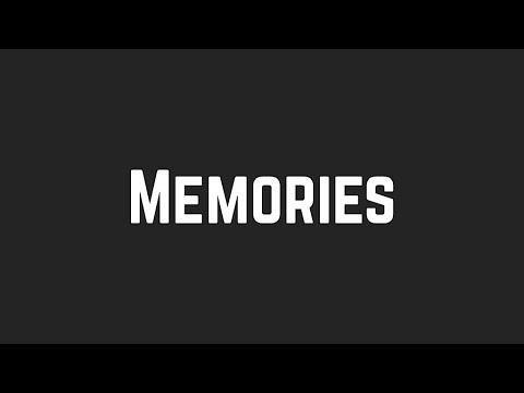 Shawn Mendes - Memories (Lyrics)