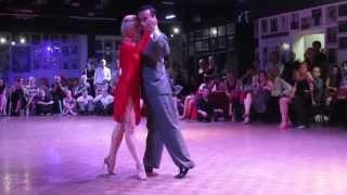 Los Rosales 3/3 - homenaje a Juan Carlos Copes en la Zotto Tango Academy (Milano)