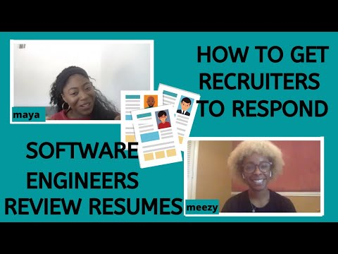 RESUME TIPS FOR SOFTWARE ENGINEERS | software engineer resume guide