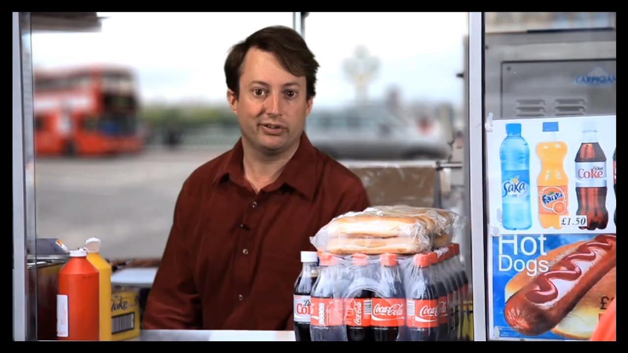 David Mitchell S Soapbox Food