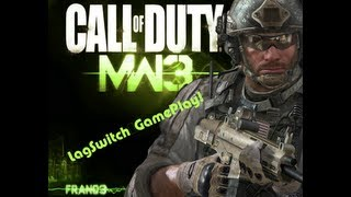 Mw3 bulit in lag switch tutorial (With Gameplay!)