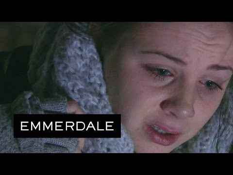 Emmerdale - Cain And Harriet Save Belle From Leaping To Her Death