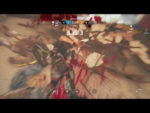 Siege- Quick Ace (+ Some Demolition)