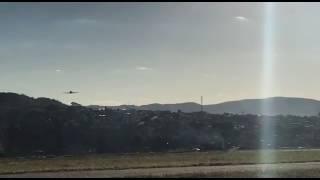 Aeronave cai no Aeroporto de Pará de Minas MG