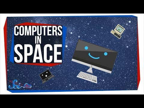 How Computers Revolutionized Space Travel