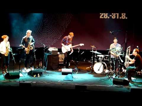 Ben Goldberg & Unfold Ordinary Mind - live @ Saalfelden Jazzfestival 2014