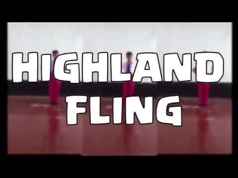 HIGHLAND FLING (Foreign Folk Dance)