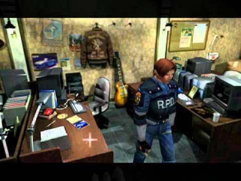 Resident Evil 2 Claire Scenario 2 Part 2 Zombie Hookers